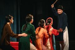 Tự Long, Xuân Bắc, Quang Thắng, Vân Dung tham gia đại tiệc kịch nói