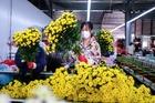 Rau, hoa Đà Lạt tăng giá 2-3 lần sau khi TP.HCM nới lỏng giãn cách
