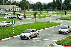 Từ 20/10, Hà Nội cho phép tổ chức sát hạch lái xe trở lại