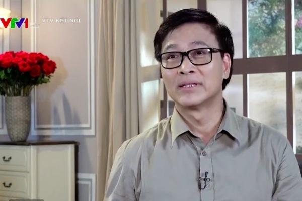 Diễn viên Quốc Tuấn trở lại màn ảnh sau 14 năm vắng bóng