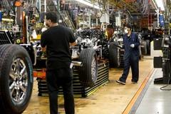 Hãng xe Ford vật lộn với tình trạng thiếu chip toàn cầu