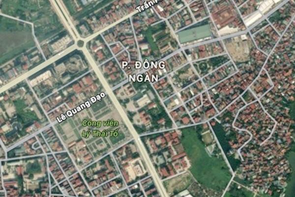 Dự án chợ 10 năm trên giấy được giao thêm đất làm trung tâm thương mại