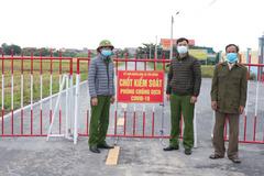 Nam Định phát hiện 21 ca Covid-19 cộng đồng, chưa rõ nguồn lây