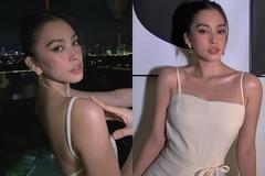 Hoa hậu Tiểu Vy gợi cảm