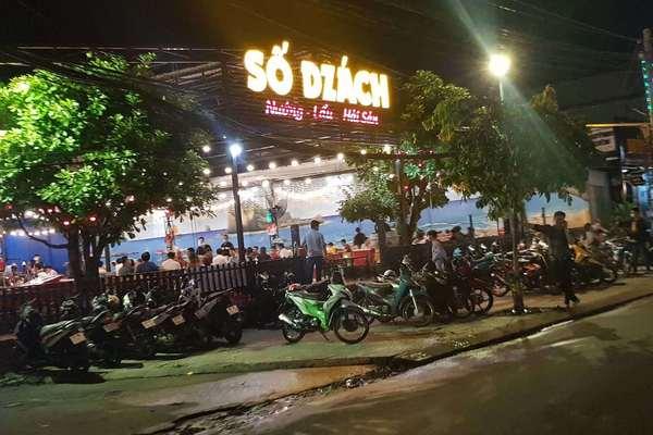 Nhiều quán nhậu ở TP Cần Thơ hoạt động nhộn nhịp trở lại