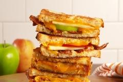 5 món ngon dễ làm từ táo