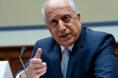 Đặc phái viên Mỹ về Afghanistan từ chức