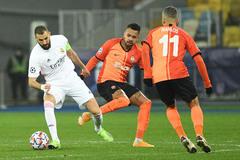 Shakhtar vs Real Madrid: Hâm nóng cho Siêu kinh điển