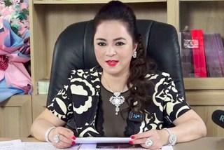 Bộ Công an mời bà Nguyễn Phương Hằng đến làm việc