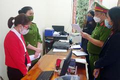 Bắt giam chủ tịch xã cùng thuộc cấp vi phạm hỗ trợ thiên tai ở Nghệ An