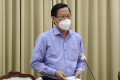 Chủ tịch Phan Văn Mãi: TP.HCM sẽ công bố cấp độ dịch ngày 25/10