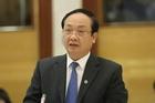 Cảnh cáo nguyên Phó Chủ tịch UBND TP Hà Nội Nguyễn Thế Hùng