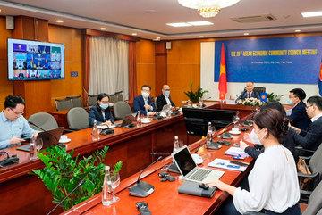 Hội đồng Cộng đồng Kinh tế ASEAN kêu gọi triển khai các sáng kiến quan trọng