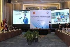 Hội nghị trực tuyến Bộ trưởng ASEAN về Khoáng sản