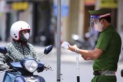 Người từ địa phương cấp độ dịch 3,4 vào Đà Nẵng cần có giấy xét nghiệm âm tính