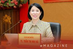 Nữ Giám đốc sở và câu chuyện chống dịch ở Thủ đô