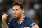 PSG 3-2 RB Leipzig: Messi sút 11m kiểu panenka