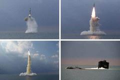 Triều Tiên tiết lộ uy lực tên lửa vừa phóng thử