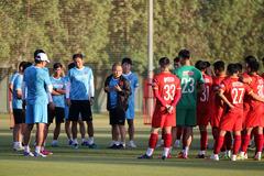 U23 Việt Nam hồi hộp chờ chốt danh sách