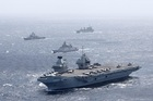 Anh lên kế hoạch hiện diện quân sự ở Ấn Độ Dương-Thái Bình Dương