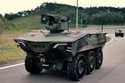 Hàn Quốc hé lộ người máy chiến đấu mới