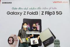 Samsung nỗ lực giao Galaxy Z đến tay người dùng đúng hẹn