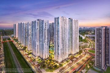 Trả trước 20%, sở hữu căn hộ đậm chất Mỹ tại Vinhomes Smart City