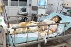 Trao hơn 55 triệu đồng đến chị Lê Thị Tâm bị bỏng nặng