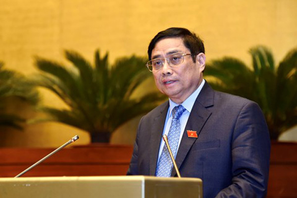 Gov't sets growth target of at least 6% for 2022
