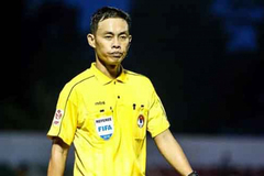 Vietnamese referee set to officiate AFC U23 Asian Cup qualifiers
