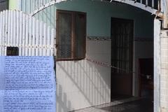 Phát hiện 2 mẹ con tử vong tại phòng trọ ở Bà Rịa - Vũng Tàu