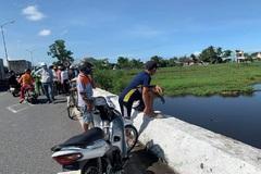 Phát hiện thi thể thanh niên dưới cầu ở Quảng Nam
