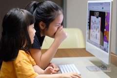3 nguyên tắc bảo vệ sức khỏe trẻ khi học online mùa Covid-19