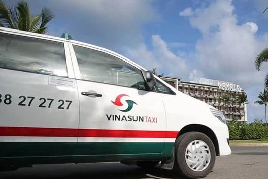 Hãng taxi Vinasun vẫn chưa nhìn thấy ánh mặt trời