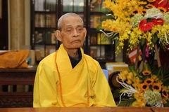 Tang lễ Đại lão Hòa thượng Thích Phổ Tuệ theo nghi thức cao nhất của Phật giáo