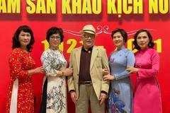 Dàn nghệ sĩ tề tựu kỷ niệm 100 năm sân khấu Kịch Việt Nam