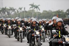 Đề xuất 7 quyền hạn của cảnh sát cơ động