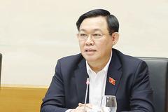 Chủ tịch Quốc hội: Cần đổi mới tư duy trong phòng chống dịch Covid-19
