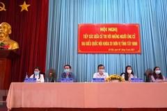 Tây Ninh: Đẩy mạnh học tập Chuyên đề toàn khóa nhiệm kỳ Đại hội XIII của Đảng