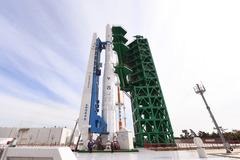 Hàn Quốc phóng thử tên lửa vũ trụ nội địa đầu tiên