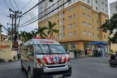 Người đàn ông ở TP.HCM rơi từ tầng 19 chung cư xuống tử vong