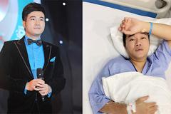 Ca sĩ Minh Quân cắt bỏ 80% dạ dày