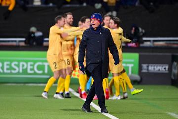 Đội bóng của Mourinho thảm bại 1-6 ở cúp châu Âu