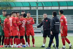 Bảng xếp hạng U23 Việt Nam tại vòng loại U23 châu Á 2022
