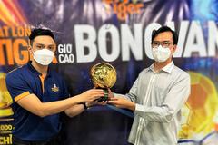 Cụng ly online, người đàn ông Tây Ninh trúng bóng vàng 1 tỷ đồng