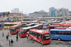 Hà Nội cho xe khách liên tỉnh hoạt động bình thường