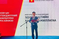 Quảng bá ẩm thực và các sản phẩm Việt Nam với doanh nghiệp Mông Cổ