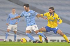 Brighton vs Man City: Khó cản nhà vô địch