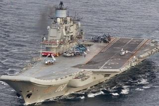 Lý do Nga chưa bao giờ trở thành 'siêu cường' tàu sân bay