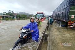 Thủ tướng chỉ đạo khẩn về ứng phó mưa lũ tại Trung Bộ
